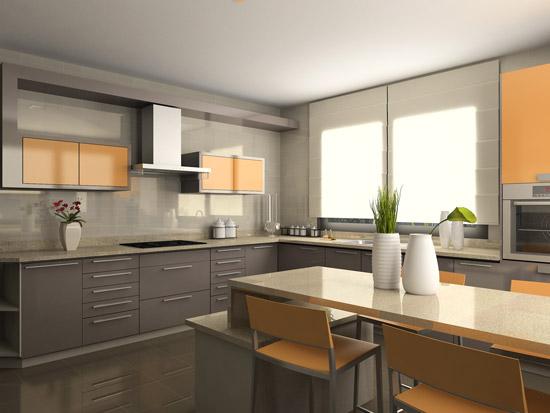 Fantástico Diseño De Su Cocina En Línea 3d Componente - Ideas Del ...