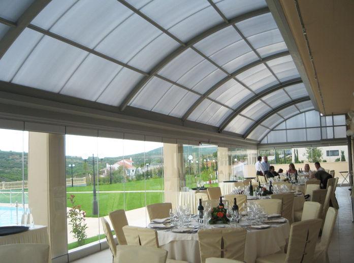 Estructuras de aluminio para terrazas awesome mesa de - Estructuras de aluminio para terrazas ...