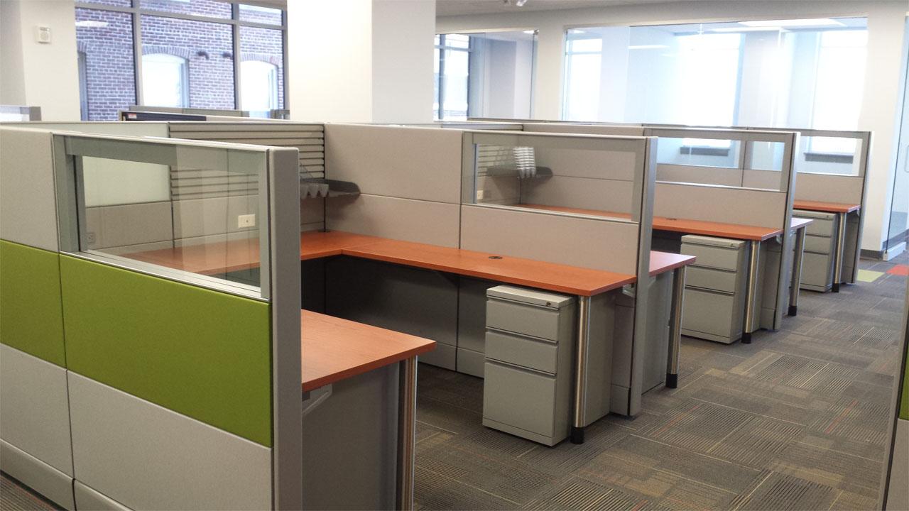 Divisiones para oficina acabados arquitect nicos for Div p