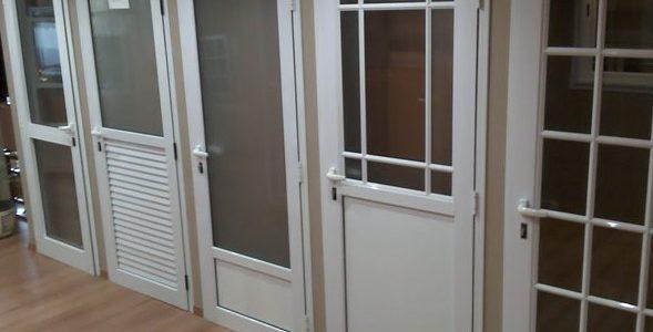 Ventaneria y puertas en aluminio