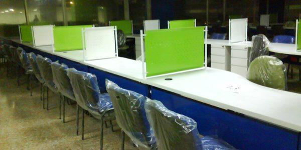muebles modulares oficinas