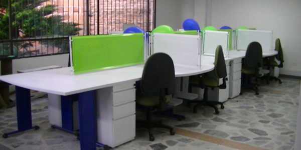 diseno de oficinas en colombia